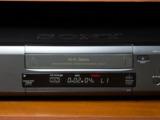 Шестиголовочный видеомагнитофон SONY SLV-X815