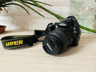 Nikon D5000 + объектив Nikon 70-300mm