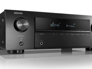 Hi-Fi ресиверы от японского бренда Denon. Выбирай!