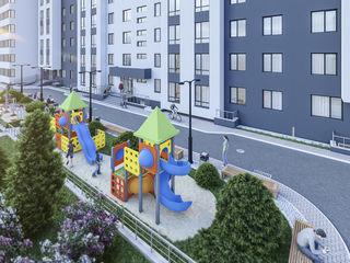 Bloc Cartusa 450 euro m2...2 odai - 55.5 m2 = 24.975 euro...Жилой комплекс квартиры ...