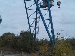 Кран козловой /Macarа portantă. 20 тонн.