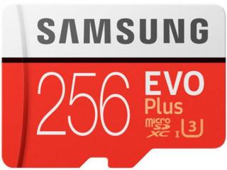 Флэш карта памяти Samsung MB-MC256HA/RU