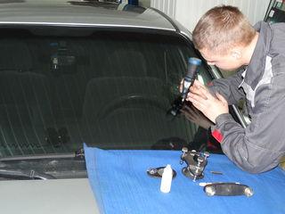 Reparatia parbrizelor auto (ремонт автостекол)