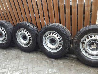 Sprinter шины  cauciucuri 235 65 R 16 C