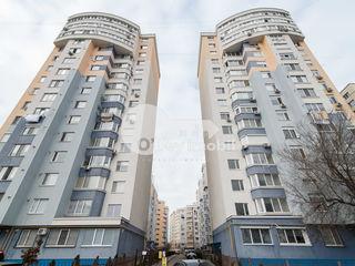 Basconslux 2 camere+living, 78 mp, versiune albă, Buiucani 48000 €