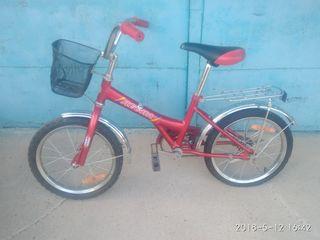 Продам детский велосипед б/у.