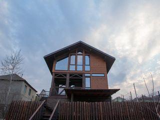 Proiectam si construim case din Panouri SIP la cel mai bun pret in Moldova!