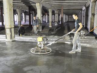 Промышленные бетонные полы.Бетон .Полы .