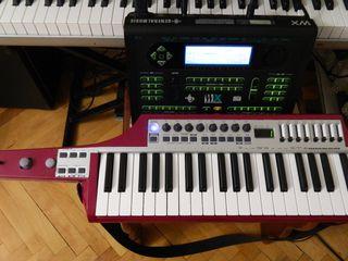 Keytar + modul de sunete