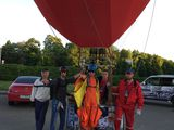 Спортивные полёты ! Zbor cu balonul!