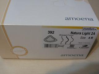 Продам ассиметричный протез молочной железы (правый)