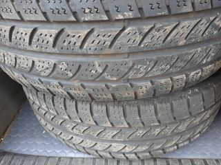 Диски усиленные и шины на Т4 160 евро за все