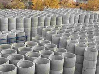 Производство - продажа - доставка - установка - бетонных колец .