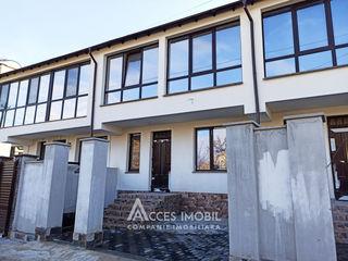 TownHouse în 2 nivele! str. G. Topîrceanu, Buiucani, 180m2. Variantă albă!