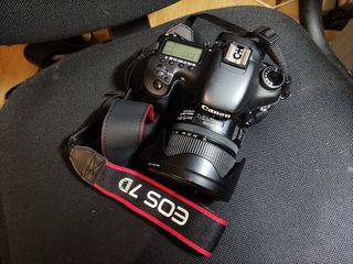 Canon EOS 7D + Canon EF-S 15-85mm IS USM