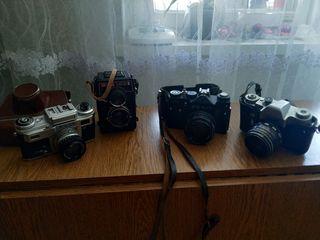 Se vinde 4 feluri de fotoaparate,fiecare cîte 1000 de lei