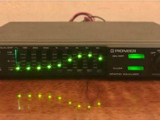 Equalizer Pioneer EQ-6000