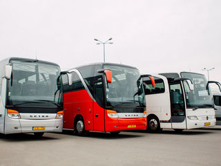 Autocare, microbuse clasa premium,10-65 locuri, la comanda