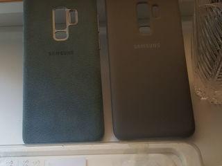 Чехлы Samsung S9+ ( Alcantara )