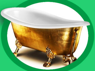 Реставрация ванн restaurarea cazilor de baie