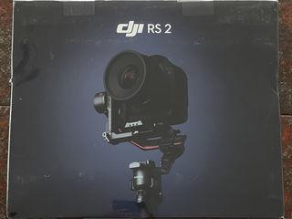 Dji RS2 Gimbal Stabilizer RS 2