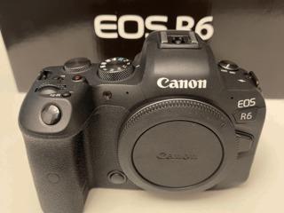 Canon R6 - NEW