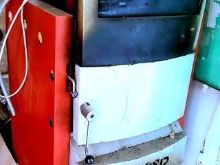 Котёл на твердом топливе opop ecomax 42 чехия ,в комплекте с батареями