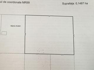 Teren p/u constructie - 0,1487 ha