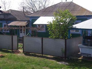 Продается  дом в селе.Дондушень   в хорошем состояние