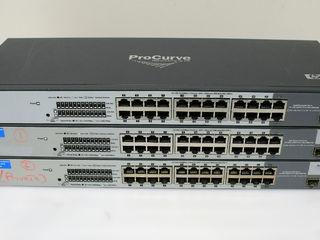 HP ProCurve Switch 2610-24PWR 24 porturi poe