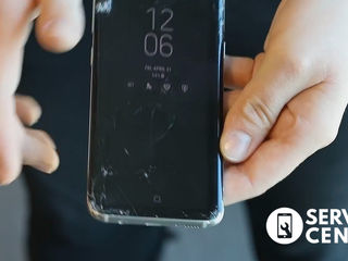 Samsung Galaxy S 8 (G950)  Разбил стекло -заберём, починим, привезём !!!