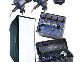 Hensel-студийный проффи свет+генератор+можно снимать на улице как в студий.недорого. студийный  проф