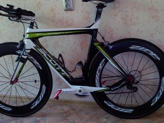 разделочный велосипед Scott Plasma Confessa