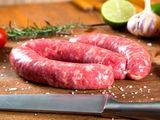 Натуральная баранья, говяжья и свиная черева для домашних колбасок.