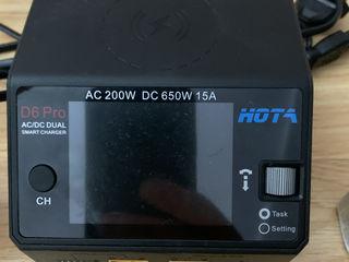 HOTA D6 DUAL + Batery R-Line