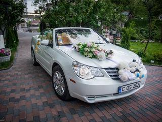 Automobile pentru Nunta la alegere Chrysler, Mercedes