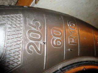Kleber 205/60/R16 - 2 buc.