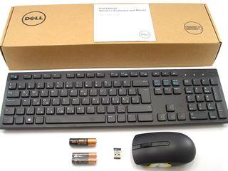 Tastatură și mouse Dell Wireless (NOU)