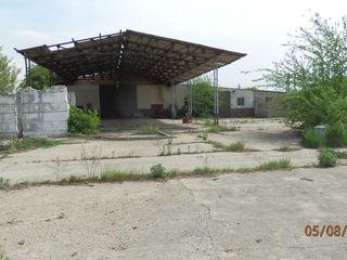 Срочно продаётся помещение с прилегающей территорией бывшего консервного завода