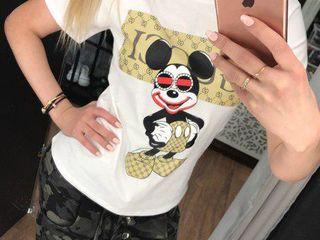 Футболка Mickey Mouse/Bugs Bunny