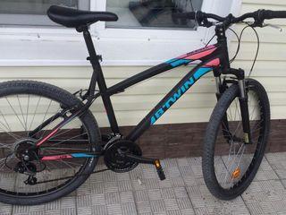 bicicleta btwin