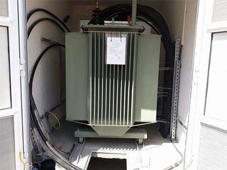 Lucrari de electromontaj transformator, PTA,