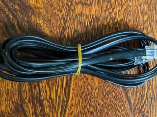 Телефонный кабель RJ11 2.1 m