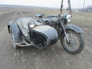 Другие марки Ural M72,K750