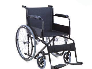 Carucior pentru invalizi fotoliu invalizi fotoliu rulant pliabil. Инвалидное кресло,cкладноe
