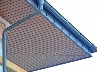 Металлические лобовые кассеты для крыши