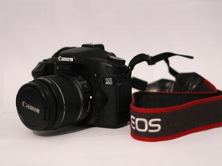 Canon 40D Kit 18-55mm (3k shots)