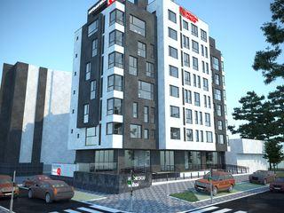 Apartament bloc nou. 2 odai+salon