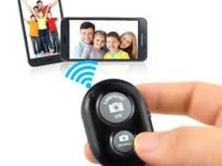 Селфи блютуз пульт/ Telecomanda  Selfie bluetooth pentru telefoane si tablete(poze la distanta)