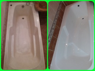 Vopsirea cazilor de baie, garantie, perioada de exploatare 20ani !!! покраска ванн !